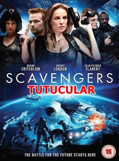 Tutucular – Scavengers 2013 BRRip XviD Türkçe Dublaj – Tek Link