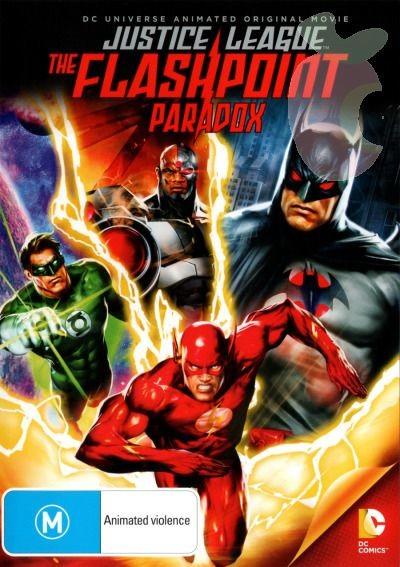 Adalet Birliği: Flash Noktası Paradoksu 2013 DVDRip XviD Türkçe Dublaj - Tek Link