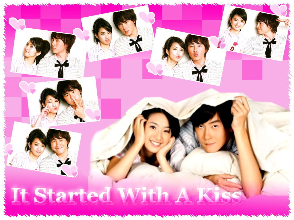 It Started With A Kiss / 1. Sezon / 2005 / Tayvan / Online Dizi İzle