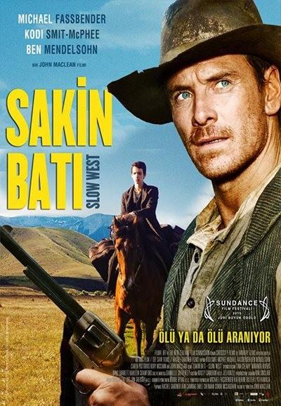 Sakin Batı - Slow West | 2015 | BluRay DuaL TR-EN - Film indir - Tek Link indir