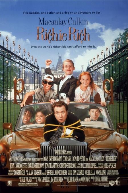 Ri¢hie Ri¢h - Richie Rich (1994) - türkçe dublaj film indir