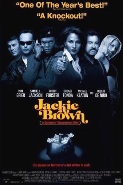 Jackie Brown (1997) - türkçe dublaj film indir