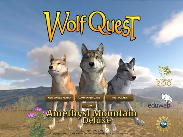 WolfQuest - PLAZA