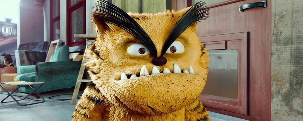 Kötü Kedi Şerafettin | 2016 | DVDRip | Yerli Film Tek Link