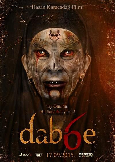 Dabbe 6 – Dab6e 2015 (Yerli Film) DVDRip XviD - SANSÜRSÜZ