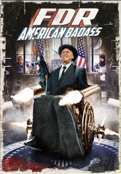 Roosevelt Kurt Adamlara Karşı – FDR: American Badass 2012 BRRip XviD Türkçe Dublaj – Tek Link