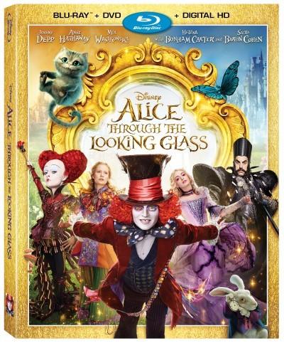Alis Harikalar Diyarında: Aynanın İçinden 2016 3D - BluRay 1080p TR-ENG