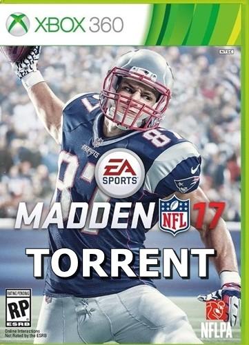 Madden NFL 17 Xbox 360 FULL TORRENT İndir [FULL-ISO-RegionFree-RtFM]