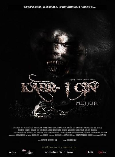 Kabr-i Cin Mühür 2016 (Yerli Film) HDRip XviD
