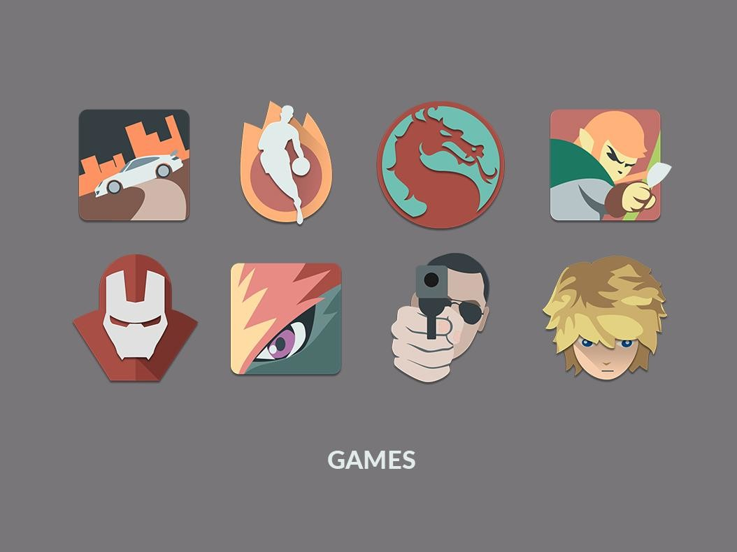 Retrorika Icon Pack Apk Program