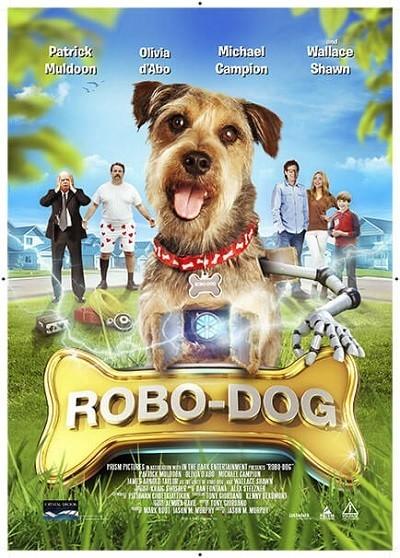 Robot Köpek | Robo-Dog | 2015 | DVDRip XviD | Türkçe Dublaj