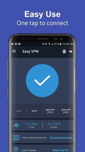Easy VPN – Free VPN proxy master v1.4.4 Mod Ad-Free