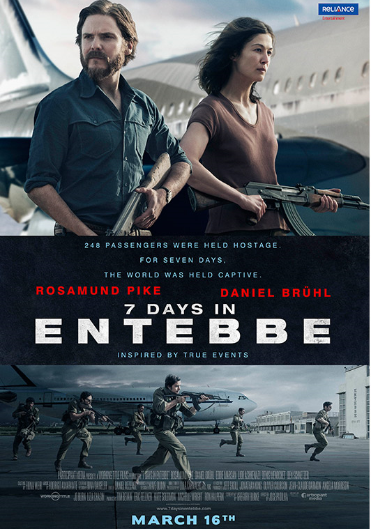 7 Days in Entebbe - 2018 - Orjinal Dil
