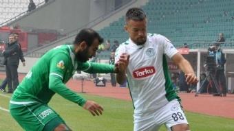 Konya'da Giresunspor zaferi!