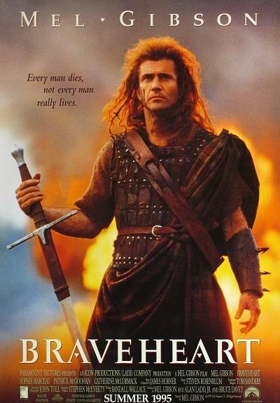 Cesur Yürek - Braveheart 1995 ( DVDRip XviD ) Türkçe Dublaj Tek Link İndir