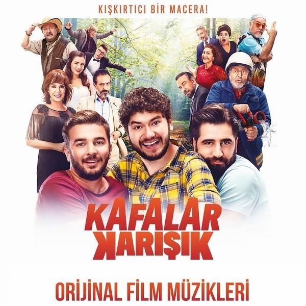 Kafalar Karışık Orijinal Film Müzikleri Albümü 2018 Flac full albüm indir