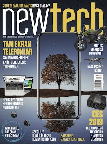NewTech Şubat 2019