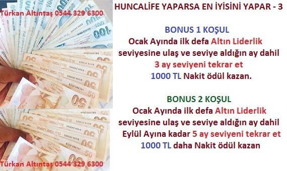 Huncalife'den Telefon Tablet ve Para Ödülü Kampanyası 3