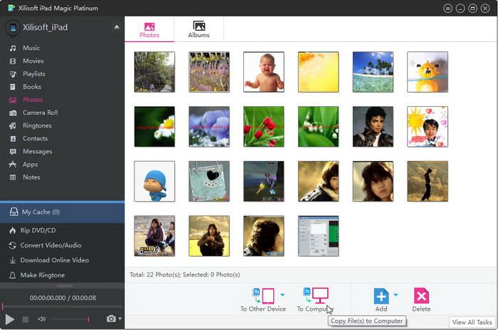 Xilisoft iPad Magic Platinuml v5.7.27 FULL