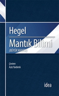 Hegel Mantık Bilimi Pdf E-kitap indir