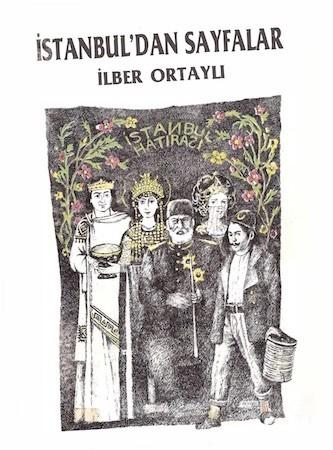 İlber Ortaylı İstanbul'dan Sayfalar Pdf E-kitap indir