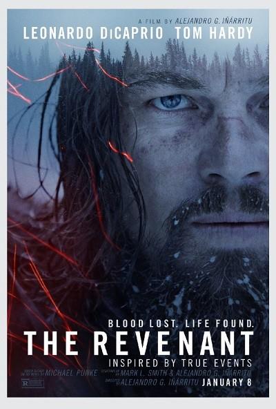 Diriliş – The Revenant 2015 DVDSCR XviD Türkçe Altyazı – Tek Link