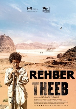 Rehber - Theeb | 2014 | DVDRip XviD | Türkçe Dublaj - Tek Link