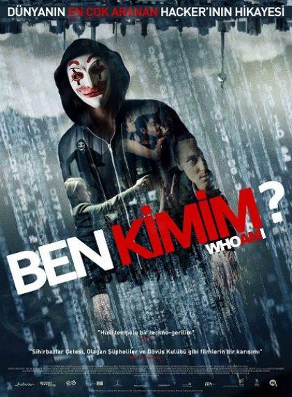 Ben Kimim? - Who Am I   2014   BRRip XviD   Türkçe Dublaj - Tek Link