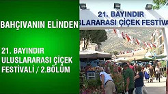 Bayındır Çiçek Festivali