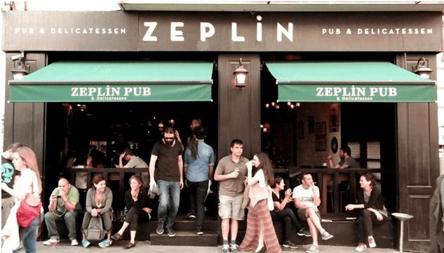 Zeplin Pub