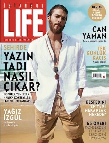 İstanbul Life Temmuz 2018