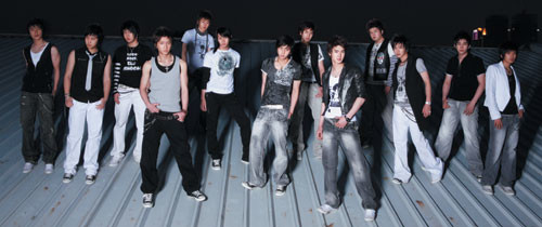 Super Junior U Photoshoot 1ERVQA