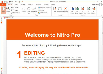 Nitro Pro Enterprise 11.0.7.411 Portable Full İndir