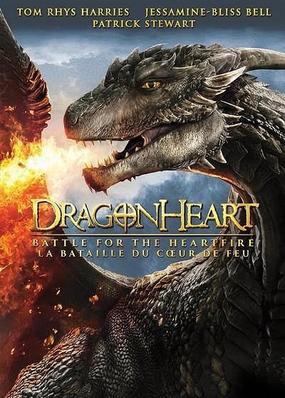 Ejder Yürek: Ateş Savaşı – Dragonheart: Battle for the Heartfire 2017 BRRip Türkçe Dublaj indir