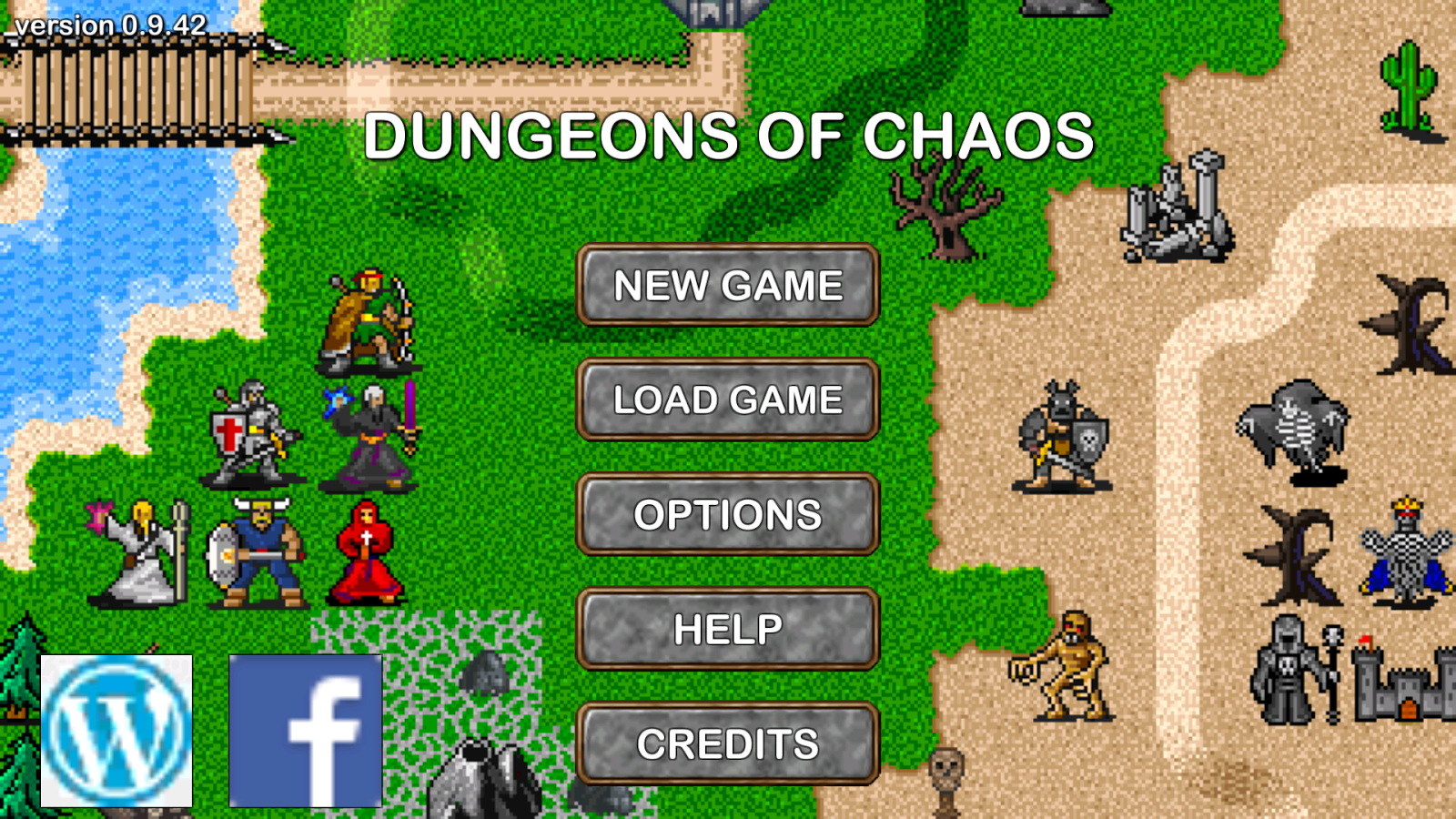 Dungeons of Chaos Apk