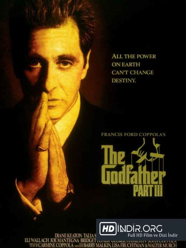 Baba 3 - The Godfather: Part III (1990) Türkçe Dublaj HD İndir