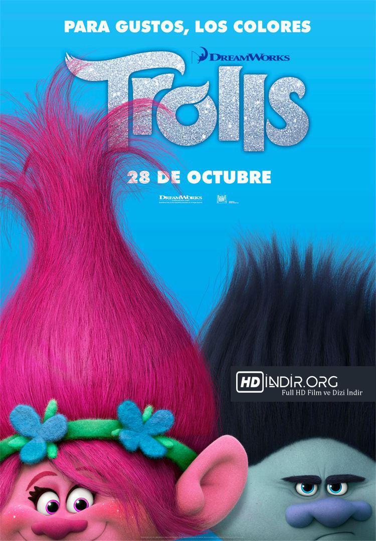 Troller (2016) Türkçe Dublaj HD - Film indir