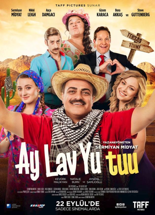 Ay Lav Yu Tuu | 2017 | 720p | HDTV | x264 | AC3 | TURG | Tek Link