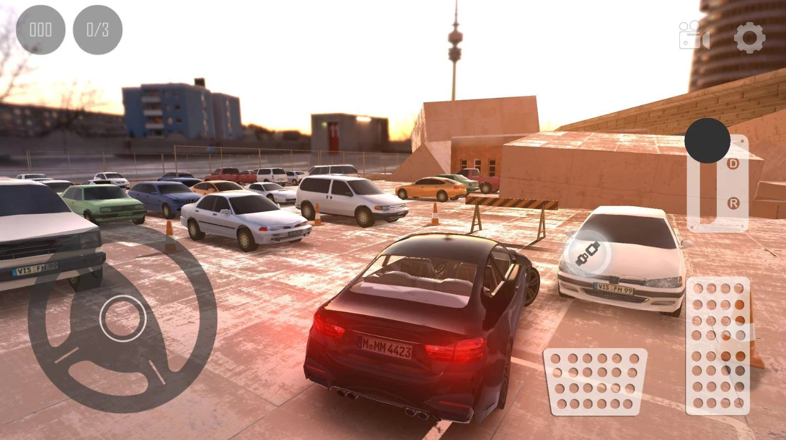 Real Car Parking 2017 Street 3D Apk