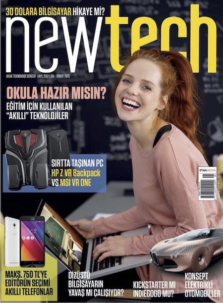 Newtech Eylül 2017