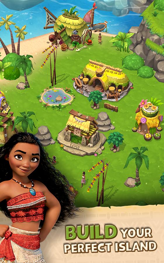 Moana Island Life Apk İndir