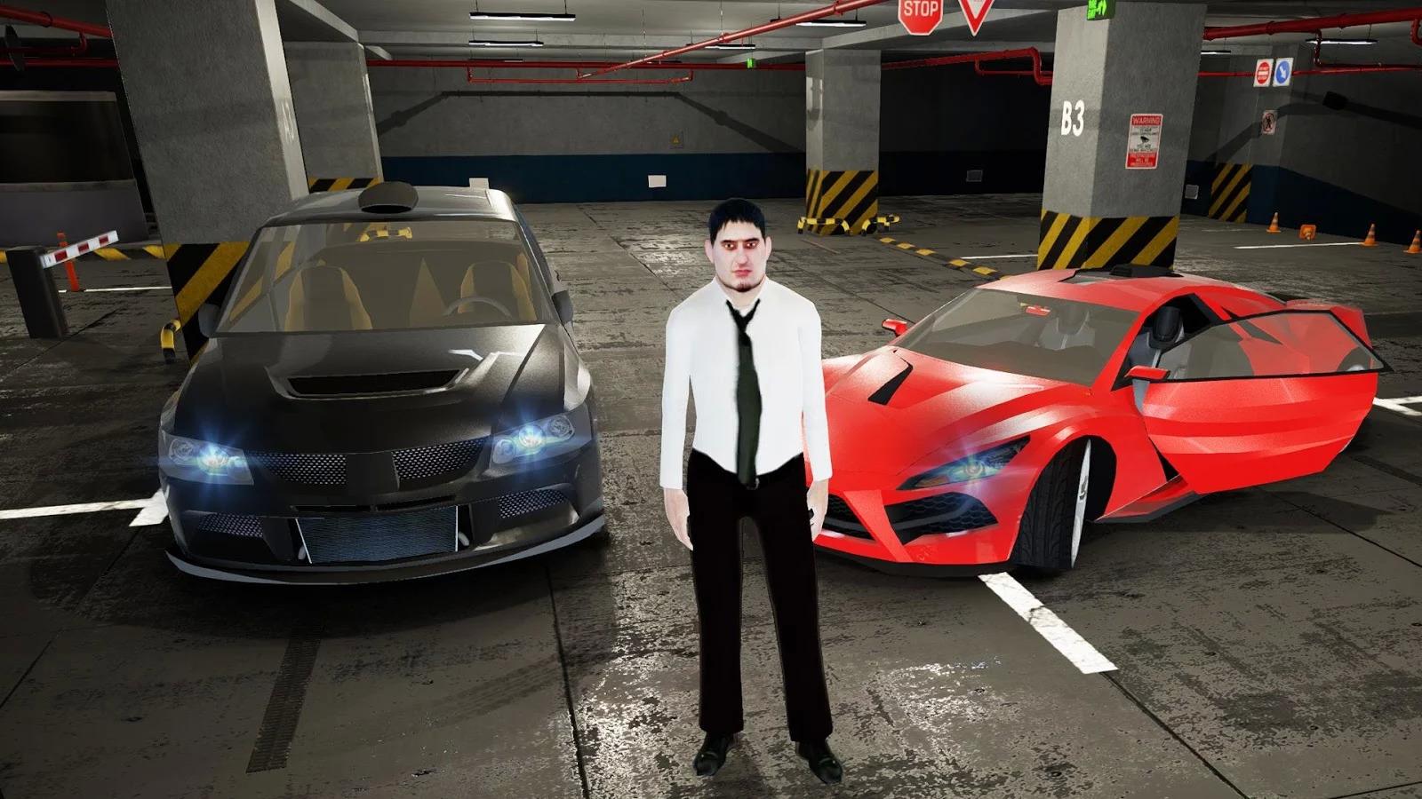 Valet Parking : Multi Level Car Parking Game Apk