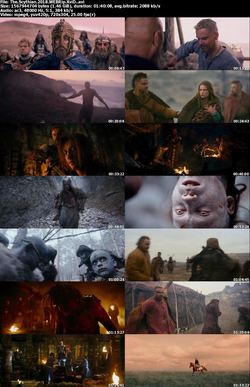 The Scythian - 2018 - Türkçe Altyazı Film indir