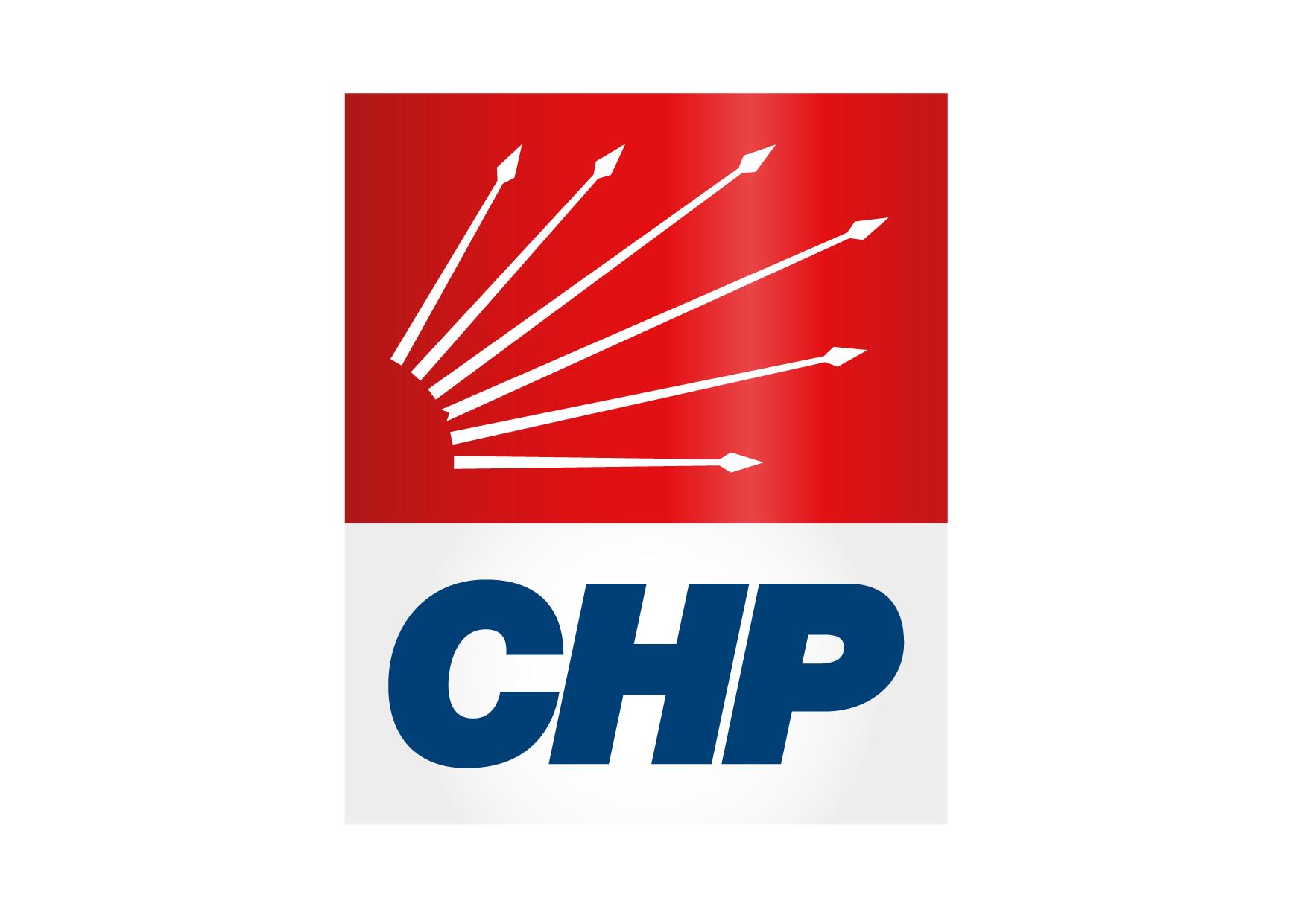 Cumhuriyet Halk Partisi CHP Logo Vektörel Çizim