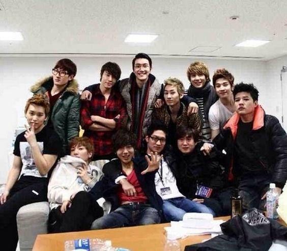 Super Junior Eski Fotoğrafları 1J4mlD