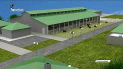 Doğru Çiftlik Yapmak İçin Mimari ve Statik Projeler