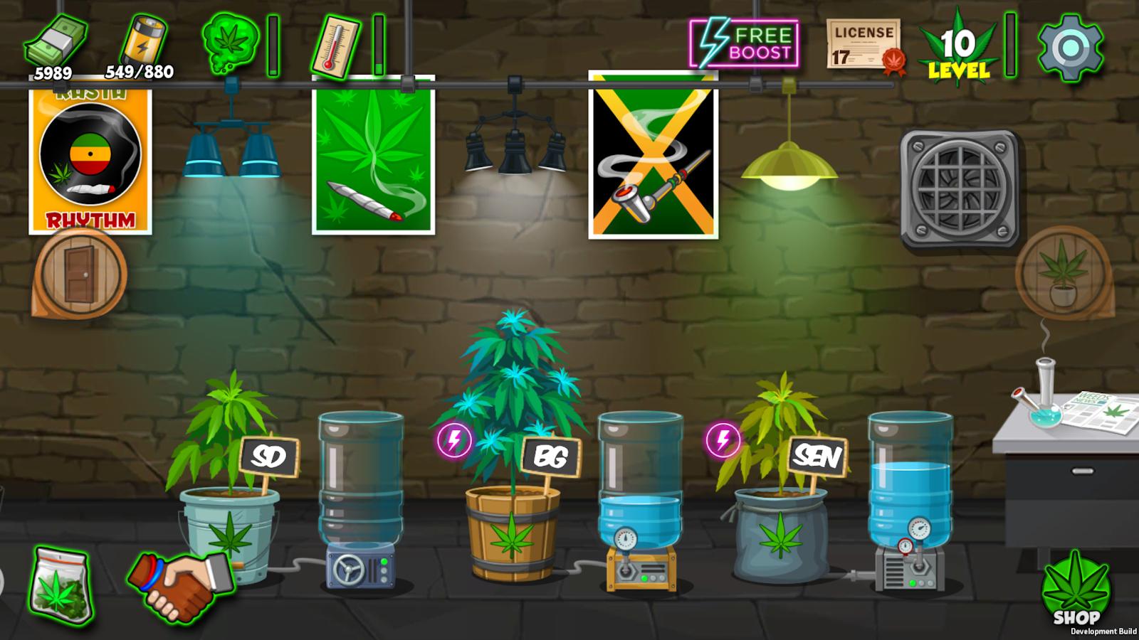 Weed Tycoon 2: Legalization Apk İndir