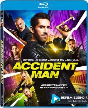 Kiralık Katil - Accident Man (2018) Türkçe Dublaj İzle İndir Full HD 720p Tek Parça