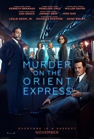Doğu Ekspresinde Cinayet – Murder on the Orient Express 2017 Türkçe Dublaj indir