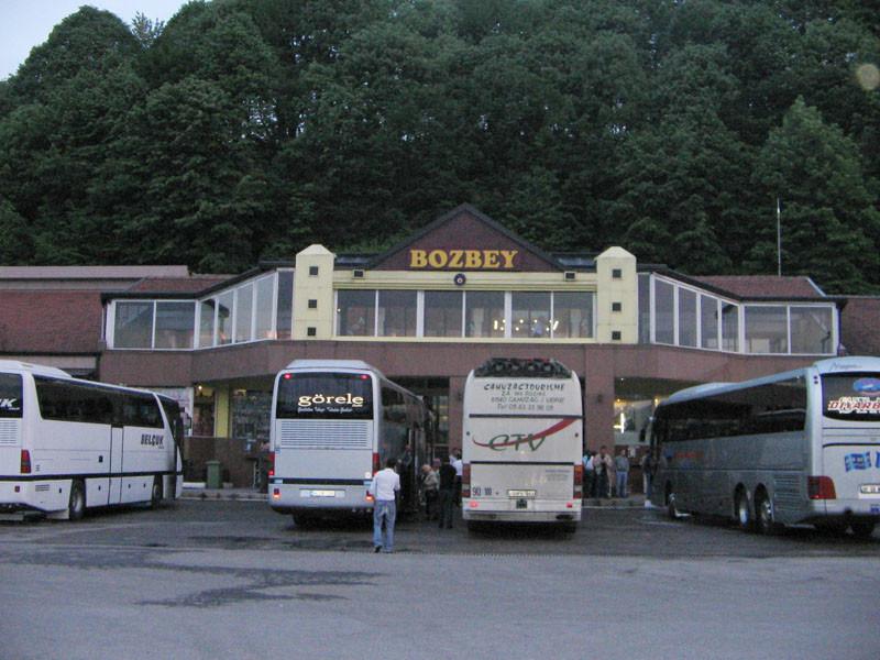 Kaynaşlı Bozbey Turistik Dinlenme Tesisleri